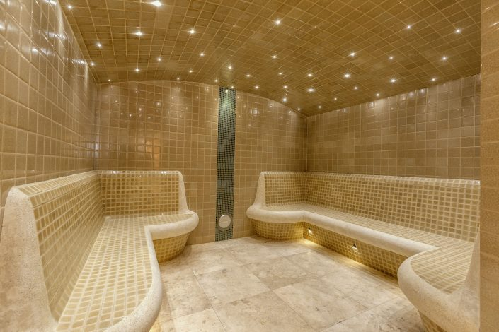 Kudadoo Sulha Spa Steam Room